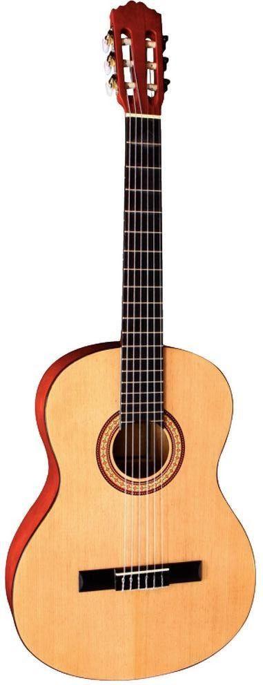 Guitares Classiques : Guitare Classique Almeria 1/2