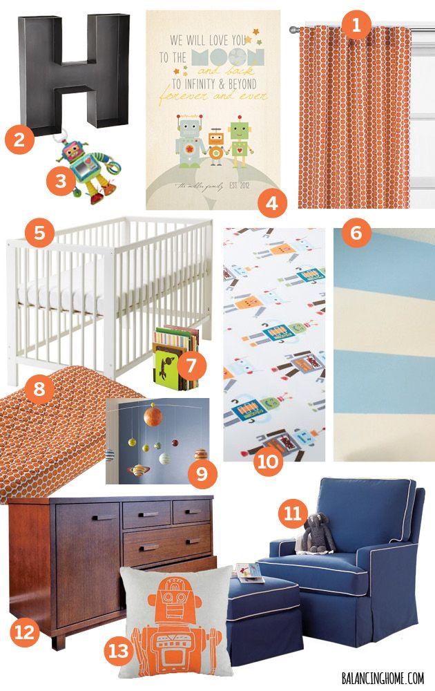 Best 25 robot nursery ideas on pinterest robot bedroom for Robot bedroom