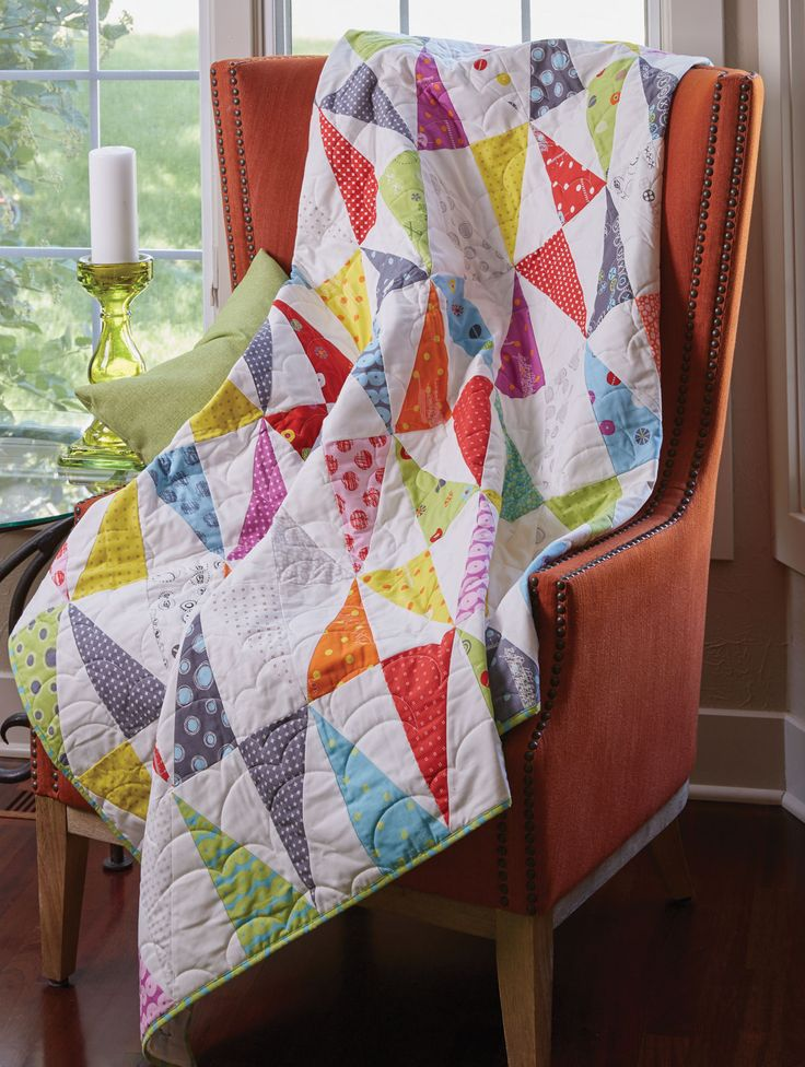 295 best Easy Quilting Projects images on Pinterest | Quilt blocks ...