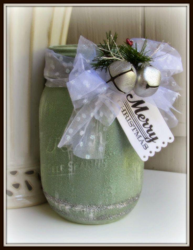 BethieJ's Blog!- My Scrappy/Crafty Spot!: Merry Christmas Jar Share!