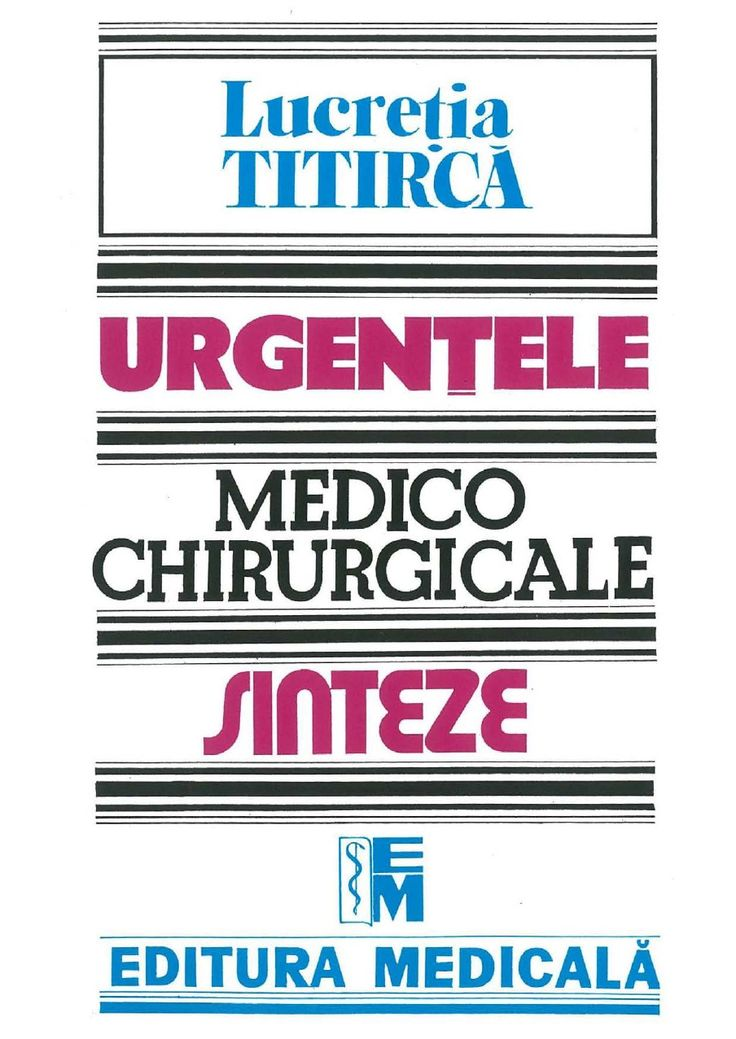 Urgente Medico Chirurgicale