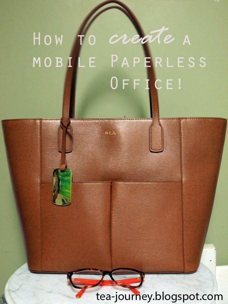 Create a paperless mobile office! I'm taking mine with me to a wedding. Love it!
