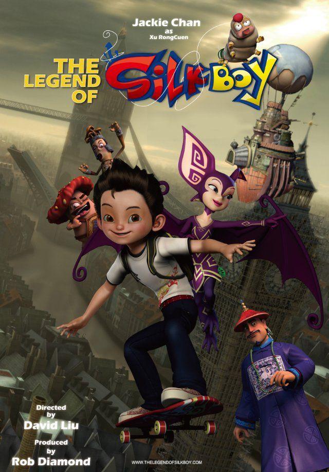The Legend of Silk Boy 2010