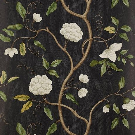 Colefax and Fowler Snow Tree - Black