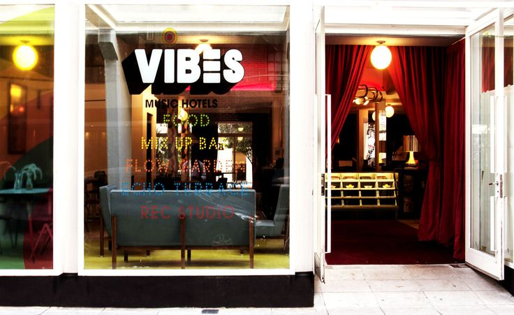 Travel Directory - Vibes Music Hotel - Buenos Aires, Argentina | Wallpaper* Magazine