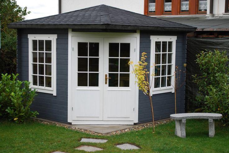 1000 ideas about 5 eck gartenhaus on pinterest gartenhaus gmbh schleppdach and gartenhaus grau. Black Bedroom Furniture Sets. Home Design Ideas