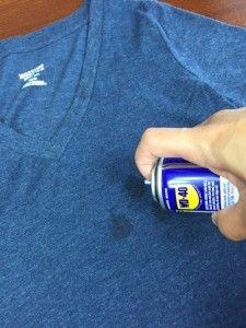 como quitar las manchas de aceite de la ropa 3