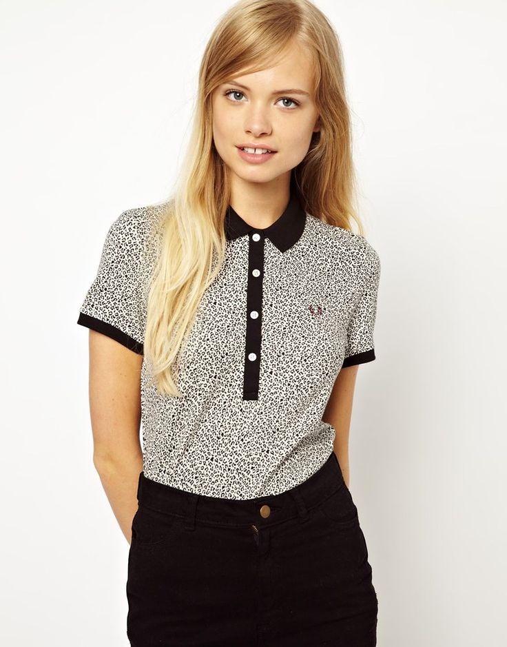 Polo Leopardo Fred Perry