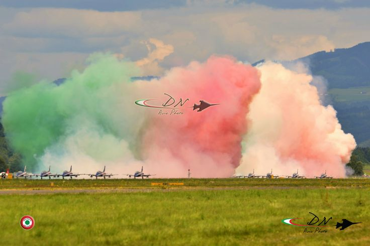 Frecce Tricolori  Airpower'13 www.dnaviophoto.it