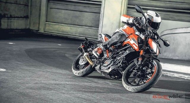 EICMA 2016: New KTM Duke 125 unveiled