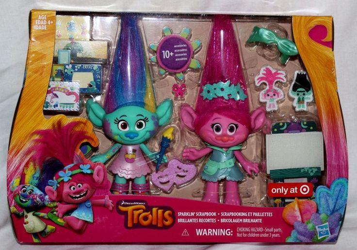 57 Best Trolls Toys Images On Pinterest Dreamworks
