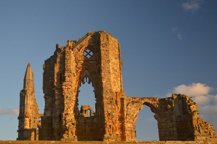 All sizes | Whitby Abbey, Yorkshire, UK | Flickr - Photo Sharing!