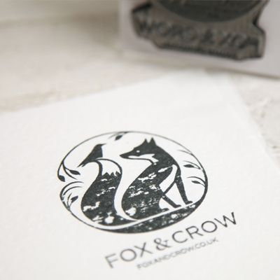 This fox and crow branding design works very well, I love the imagery and how it is used. The silhouette does the design justice, I think that if there was colour added, you would lose the idea behind it. I like how the grunge texture is incorporated into the imagery too. Creates a catchy effect. Don't think this branding could be very versatile, would work well as a logo though.