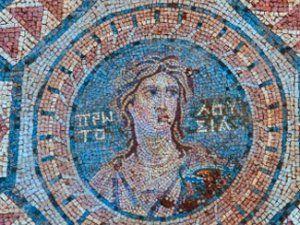 Mersin'in Silifke İlçesi'nde bulunan Olba Antik Kenti'nde üç portreden ve pelerinli melekten oluşan mozaik bulundu.: Yandex.Görsel'de 8 görsel bulundu