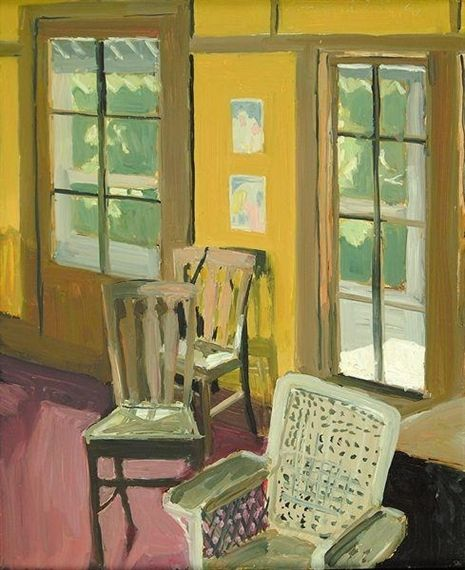 FAIRFIELD PORTER Interior