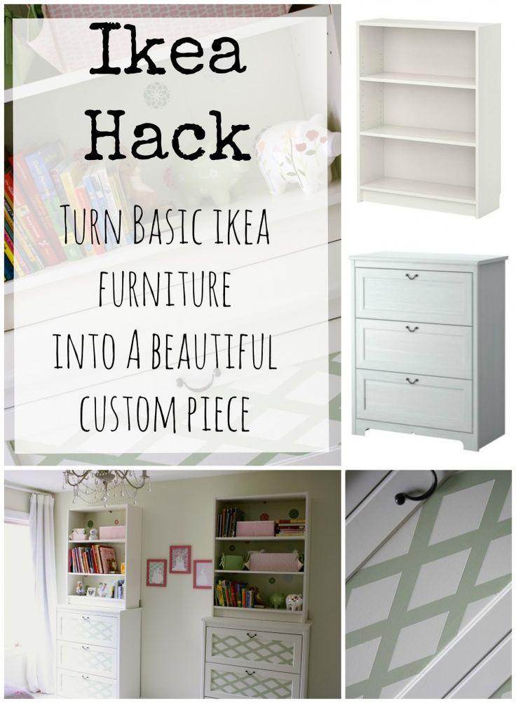Nice Customize Ikea Furniture   Paint Transformation!