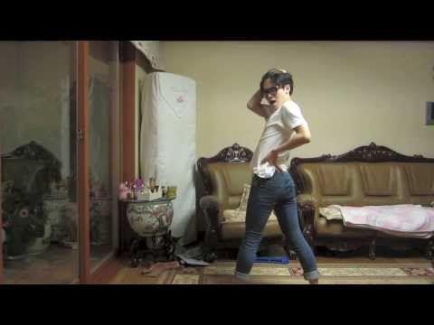▶ Chris Koo - Crazy In Love Dance Cover - YouTube