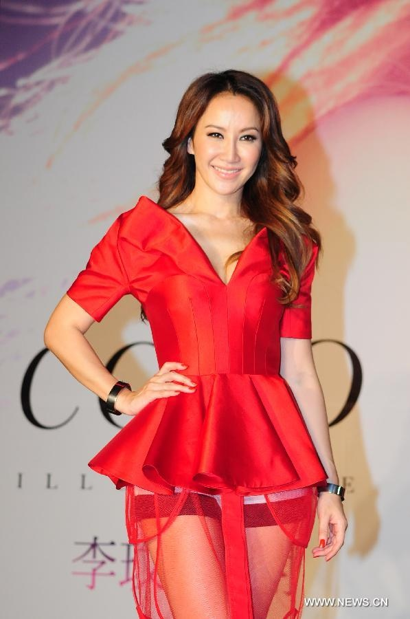 Singer Coco Lee releases new album  http://www.chinaentertainmentnews.com/2013/06/singer-coco-lee-releases-new-album.html