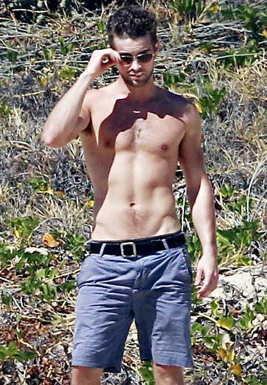 Chace Crawford looking flawless in Cabo San Lucas, Mexico