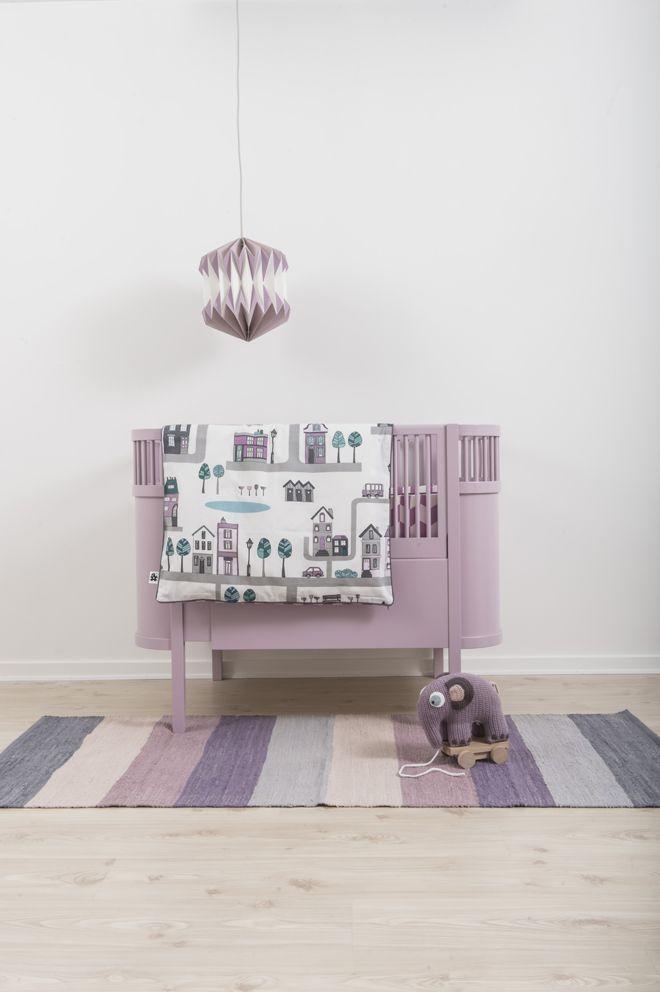 Sebra Kili Cot Bed and Junior Bed from Nubie