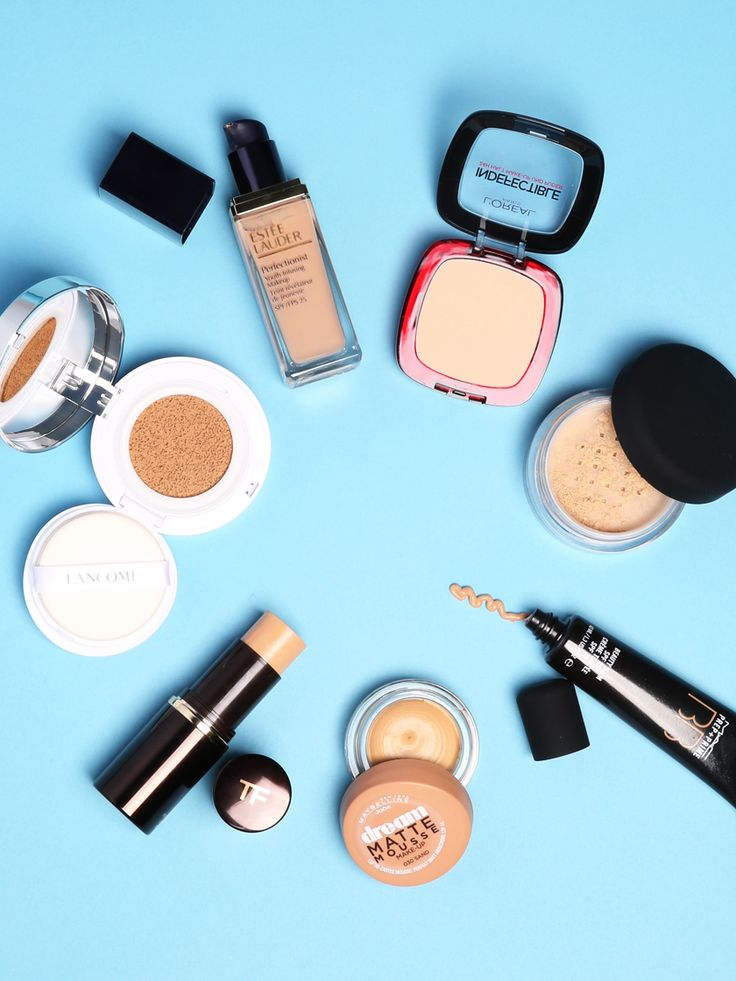 Make-up 1×1: Welches Make-up eignet sich für welche Haut?
