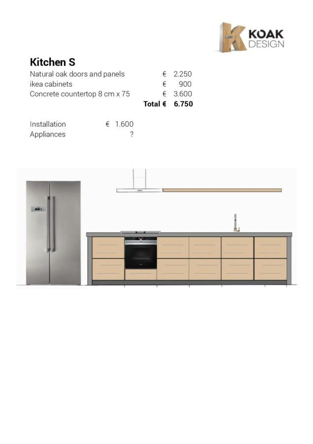 69 best Keuken images on Pinterest Kitchen ideas, Kitchens and - calculer la surface d une maison