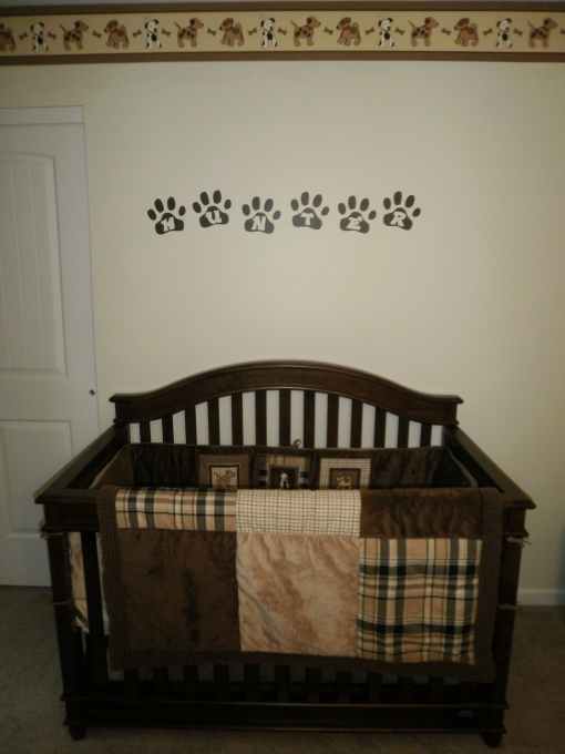 17 best images about baby baby room puppy on pinterest for Dog themed bedroom ideas