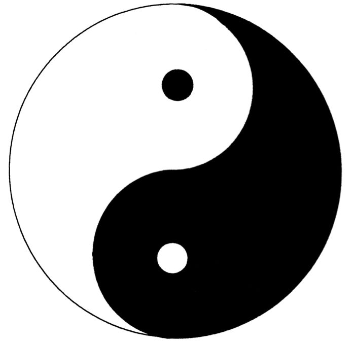 Confucianism Symbol:Ying Yang | Cover Page | Pinterest ...