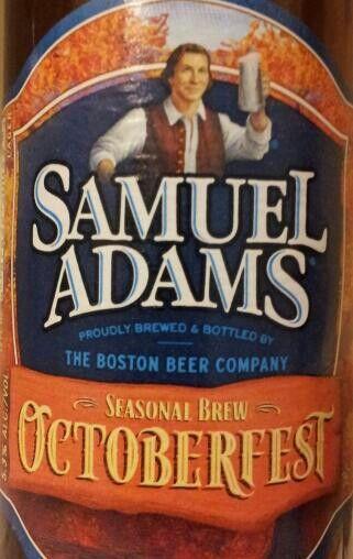Samuel Adams - Octoberfest