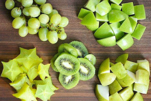 healthy fruit snacks for toddlers green fruit with seeds