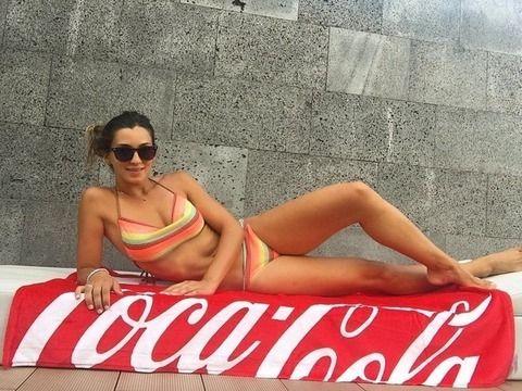 Rossella Fiamingo, la scherma italiana è sexy (Instagram)