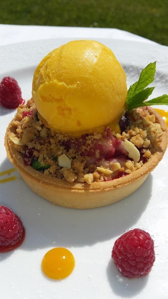 Gluten free dessert