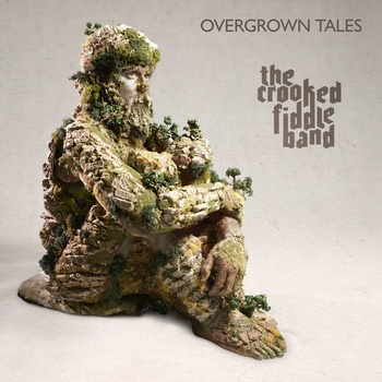 The Crooked Fiddle Band-Overgrown Tales    Folk/Gypsy/Metal