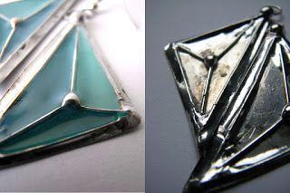 Sztuk Kilka: Triangles - z blaszką praca od podstaw...