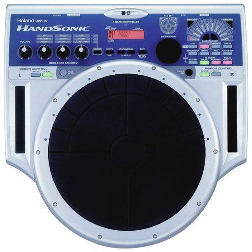 Roland HPD-15 Handsonic Drum Pad