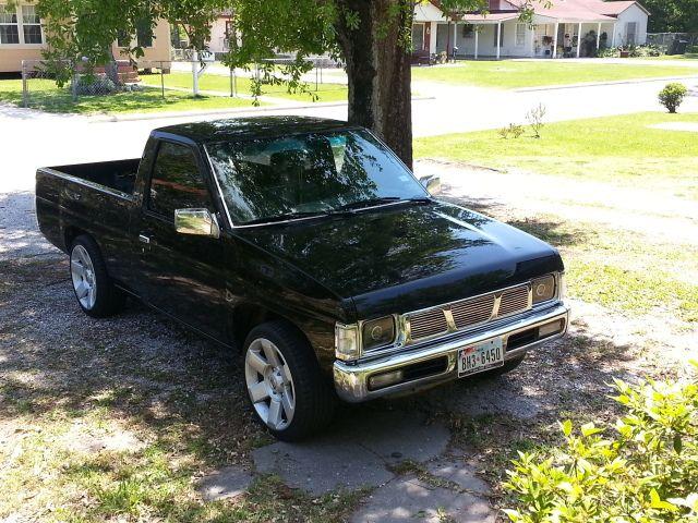 Sharing my Custom 95 Hardbody - Infamous Nissan - Hardbody ...