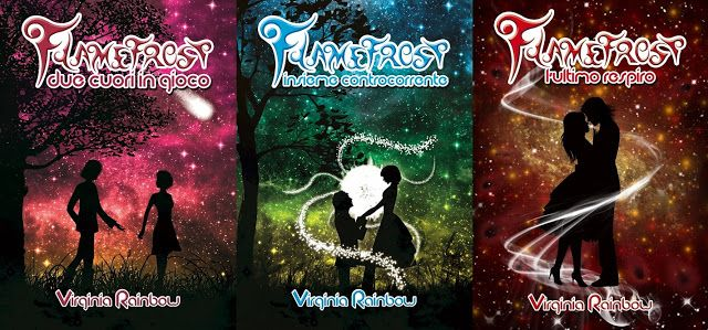 Twins Books Lovers: Segnalazione FLAMEFROST - Virginia Rainbow esce in...