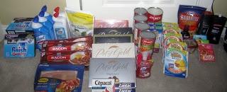 My Walmart Shopping Trip ~ Feb 16, 2013 ~ Total Regular Price $179.36, Total Sale Price $140.14, Total Paid $55.73 (69% Savings)