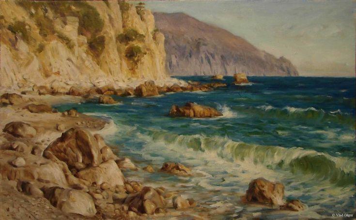 Crimea, the Shore of Nikita