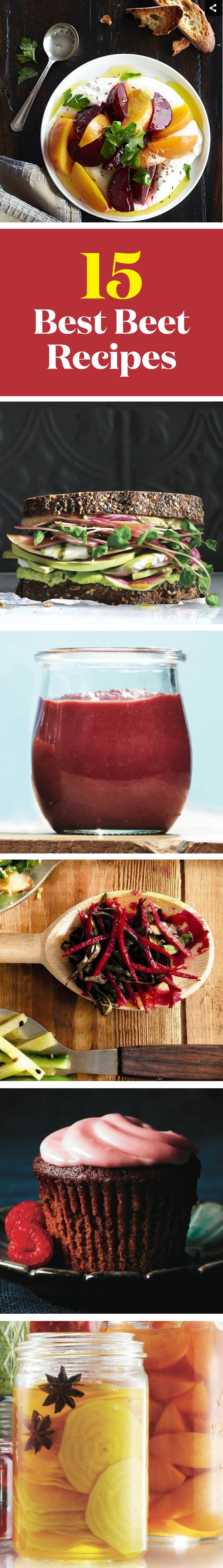 Rich in vitamins, minerals and antioxidants, beets are also incredibly versatile, lending their sweet earthiness to colourful sides, salads, risottos — and dessert! Here are our best beet recipes.
