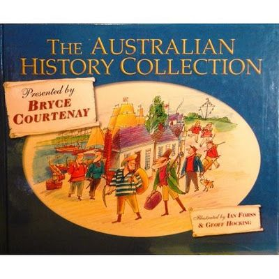 Australian History Collection...illustrated history book.