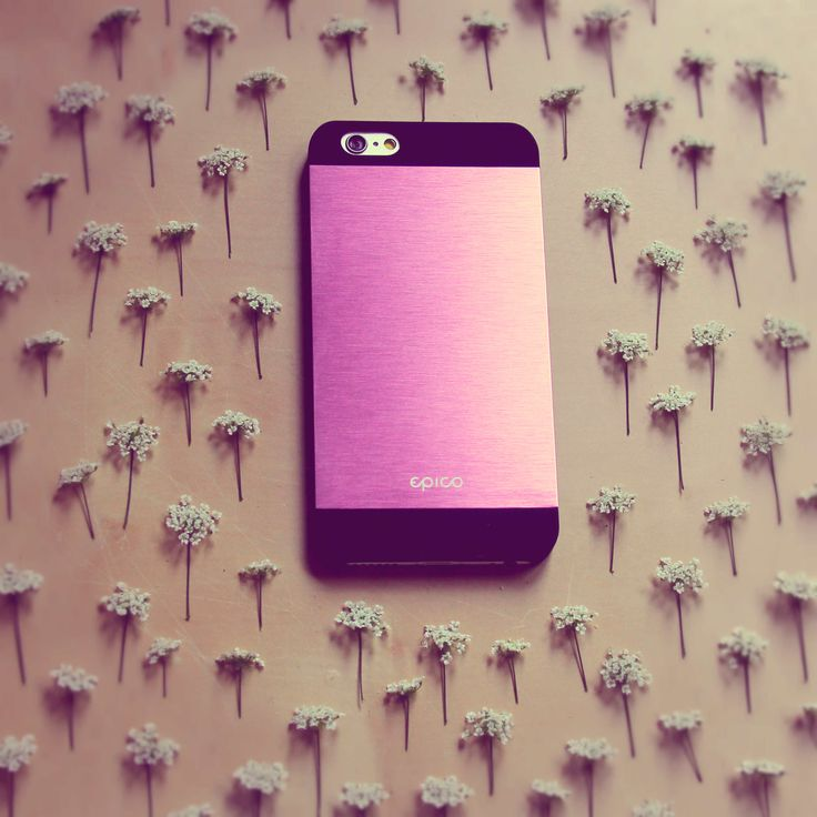 Vybroušený k dokonalosti. Nejraději na něm máme, co s jeho barvou dělá světlo! Kovový kryt na mobil, epico, phone, case, kryty.