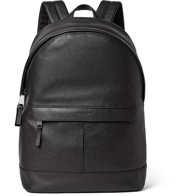 Luxe leather construction and a roomy interior ensure our Odin backpack is both polished and practical. Finished with a subtle embossed logo and an exterior pocket for easy access, this style is ideal for travel and beyond.
