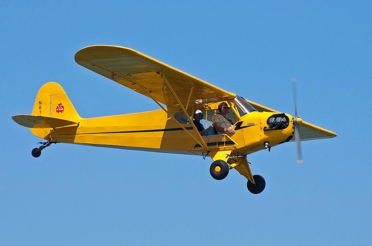 Piper J3 Cub   Light Aircraft DB & Sales