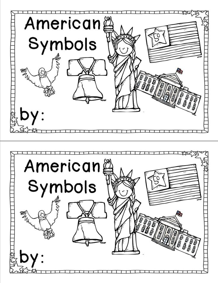 American Symbols; a few freebies