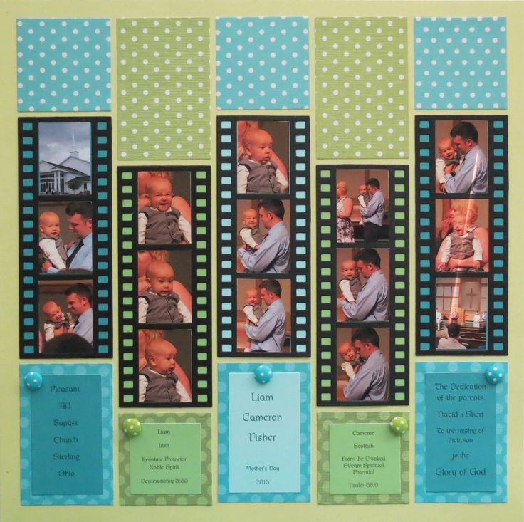 Love this layout! This is a fun pattern for adding designer patterned paper to Mosaic Moments pages.