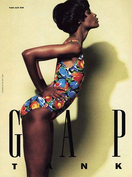 vintage @Gap ad