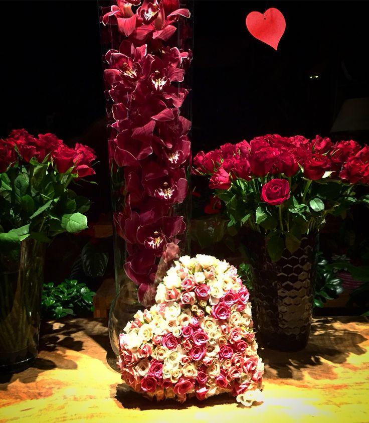 Valentine 2016 fleurs Trikala
