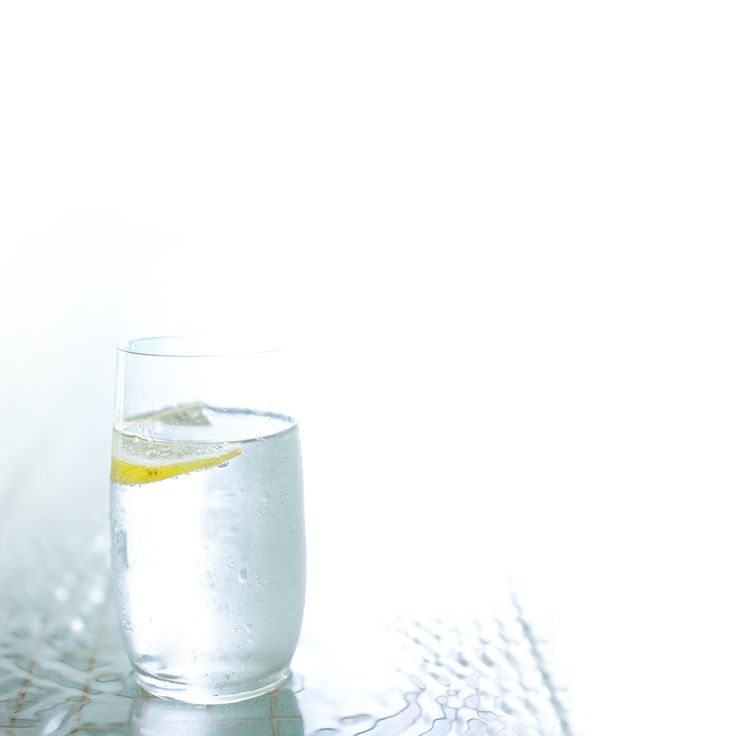 With no calories and no sugars to damage your teeth, water is the healthiest choice to quench your thirst. If you really can't stomach its taste, a slice of lemon or lime may do the trick. Or you can try sparkling water.