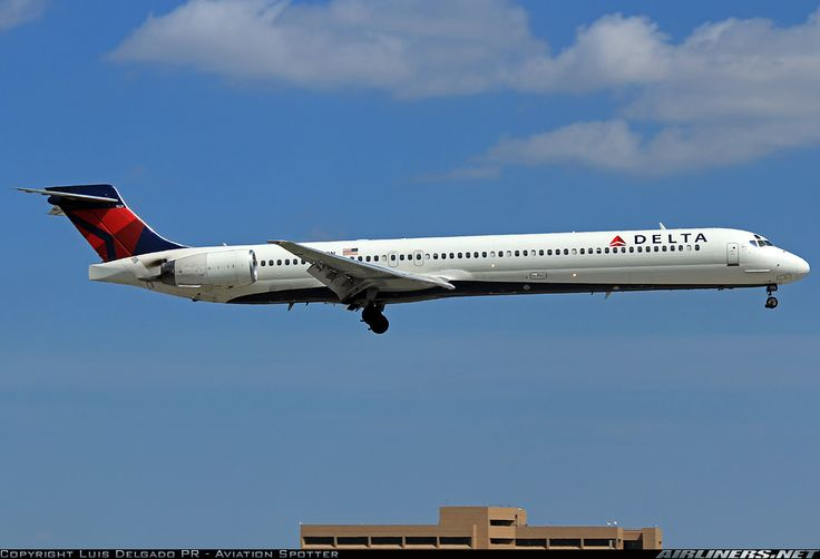 McDonnell Douglas MD-90-30 - Delta Air Lines | Aviation Photo #2248849 | Airliners.net